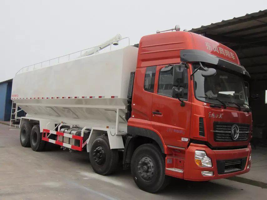Xe bồn chở cám 16T tấn 30 khối Dongfeng