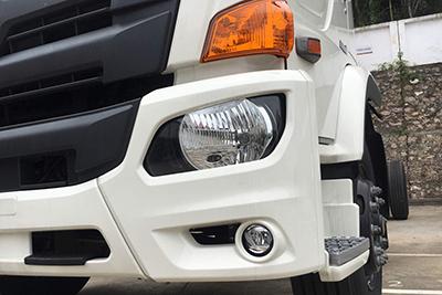 Đèn pha xe bồn Hino FL 20m3 khối
