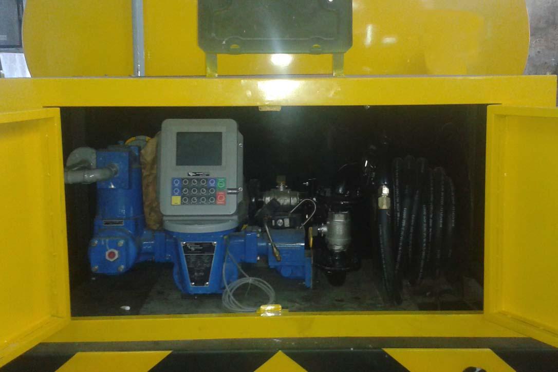 Lưu lượng kế xe bồn TCS/LC (Mỹ)